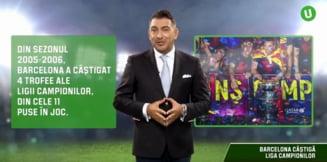 Magia Champions League incepe marti, de la ora 21:45