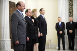Magistratii fac glume si ironii pe scandalul Basescu-Ponta si predicativa lui Pop