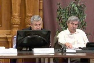 Magistratii pot fi numiti in Guvern, a decis Comisia Iordache. PNL va contesta legea la CCR