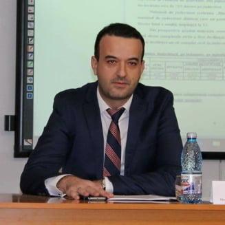 Magistratul Bogdan Mateescu, candidatul Sectiei pentru judecatori la functia de presedinte al CSM