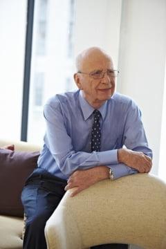 Magnatul Rupert Murdoch s-a logodit la 84 de ani - Mireasa are 4 copii cu Mick Jagger