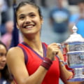 Magnific! Emma Răducanu e campioană la US Open. Victorie smulsă cu sânge în finala cu Leylah Fernandez VIDEO