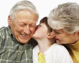Mai au copiii din ziua de azi nevoie de bunici?