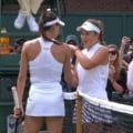 Mai aveau putin si se bateau: cuvinte grele intre doua adversare de la Wimbledon VIDEO