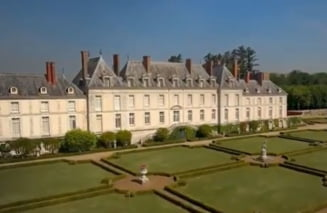 Mai mult de 1.500 de castele sunt de vanzare in Franta: Se propune un plan Marshall pentru salvarea lor