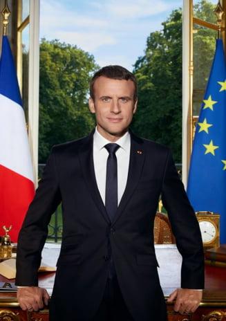 Mai mult de 60% dintre francezi sunt nemultumiti de Macron, dupa numai 3 luni de mandat
