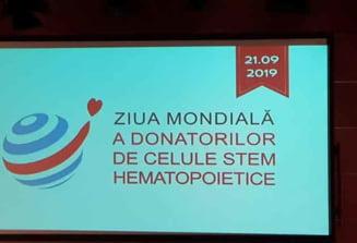 Mai multe sanse impotriva cancerelor de sange: 66.128 de persoane inscrise in Registrul Donatorilor de Celule Stem Hematopoietice