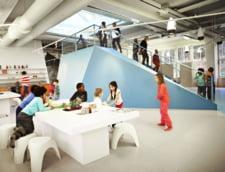 Mai multe scoli din Suedia au renuntat complet la clase si banci (Galerie foto)