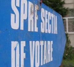 Mai multe sectii de votare pentru salajeni