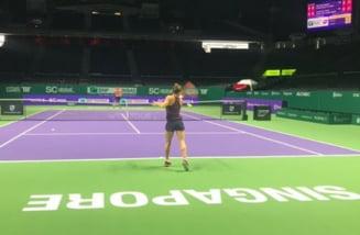 Mai multe tenismene s-au plans de conditiile de la Turneul Campioanelor - ce spune Simona Halep