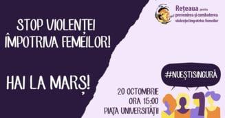"""Mai multi ambasadori vor participa sambata la marsul """"Impreuna pentru siguranta femeilor!"""" (Video)"""