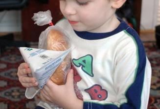Mai multi copii au ajuns la spital din cauza unei toxiinfectii alimentare