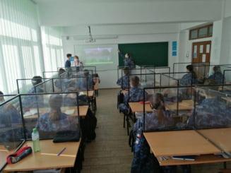 """Mai multi elevi ai Colegiului Militar """"Alexandru Ioan Cuza"""", confirmati cu COVID-19. Masurile anuntate de Fortele Navale pentru limitarea infectarilor"""