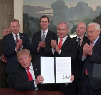 Mai multi fosti lideri europeni, printre care si Ciolos, condamna intr-o scrisoare deschisa politica SUA in Orientul Mijlociu