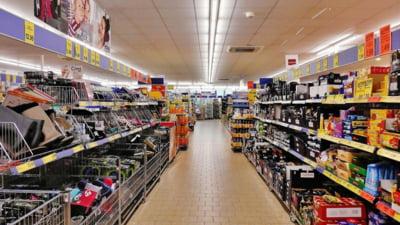 Mai multi parlamentari vor ca supermarketurile mai mari de 400 mp sa fie amplasate in afara orasului