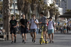 Mai putin de 1.000 de cazuri active de coronavirus in Israel