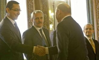 Mai rau de atat nu se poate - Ponta premier, Basescu presedinte (Opinii)