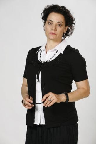 Maia Morgenstern divorteaza