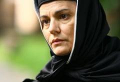 Maia Morgenstern joaca in telenovela Aniela