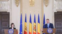 """Maia Sandu: """"Klaus Iohannis va vizita Republica Moldova, pana la sfarsitul acestui an"""". Ultima vizita a avut loc in 2015"""