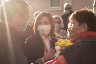 Maia Sandu: Domnul Basescu ar trebui sa reia procedura si sa depuna actele de la inceput pentru a-i putea fi redata cetatenia