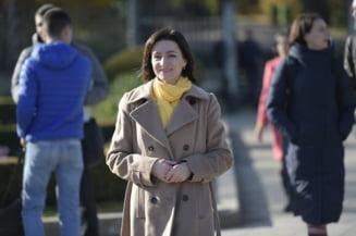 Maia Sandu: Nu voi face un pas inapoi, nu mai vreau sclavia asta! Imi este mila de Dodon Interviu