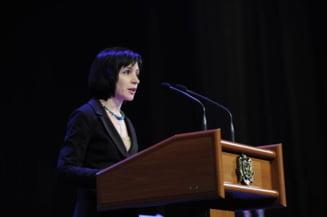 Maia Sandu: Suntem in capcana! Coruptii si oportunistii folosesc Unirea. Romania sa conditioneze dur Chisinaul! Interviu