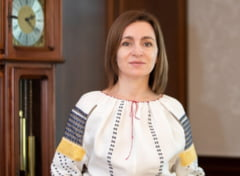 Maia Sandu, atacata dur de trei asociatii de magistrati anti-DNA din Romania, in plina campanie electorala in Moldova