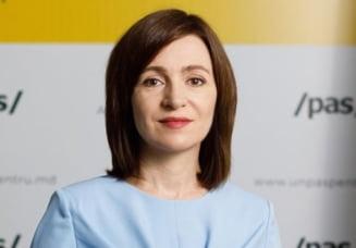 """Maia Sandu, poziționare ce va irita Moscova. Participa la Kiev la """"Platforma Crimeea"""" alaturi de alți 13 șefi de state"""
