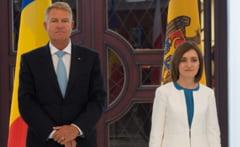 Maia Sandu devine liderul politic în care românii au cea mai mare încredere. Ce cotă are comparativ cu Klaus Iohannis SONDAJ