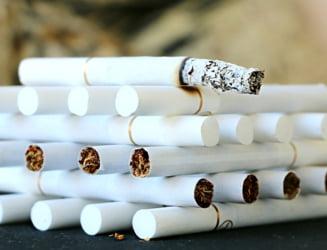 Majorarea accizei la tigarete se amana pentru 2020