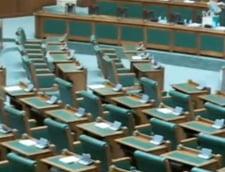 Majorarea punctului de pensie la 40% din venit a trecut de Senat prin aprobare tacita