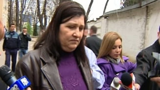 Mama Monicai Gabor a murit - i-a cazut o stanca in cap cand facea poze la Pestera Polovragi