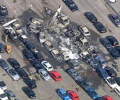 Mama vitrega si sora lui Osama Bin Laden au murit intr-un accident aviatic