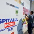 Managementul Spitalului Modular de la Leţcani, preluat de o echipă militară, începând de sâmbătă