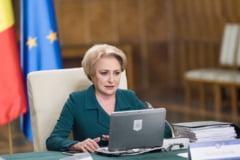Manageri si reprezentanti ai spitalelor din Olt, discutii pe tema sporurilor cu premierul Dancila