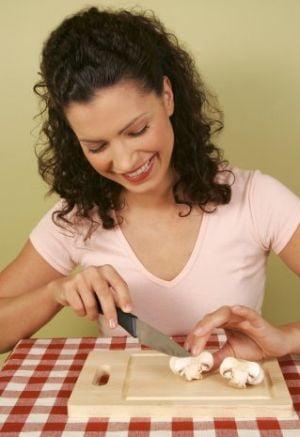 Mananca ciuperci pentru a te feri de cancerul la san!