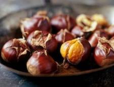 Mananca sanatos: 8 motive sa introduci castanele in alimentatia ta