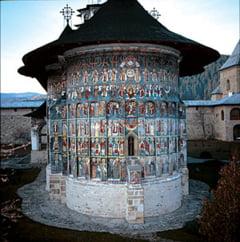 Manastirea Sucevita, pe lista patrimoniului UNESCO