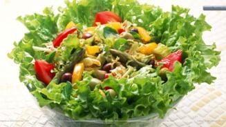 Mancarea sanatoasa castiga teren: Salatele ready-to-eat, o piata cu 400.000 de consumatori