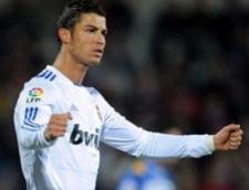 Manchester City, oferta fabuloasa pentru Cristiano Ronaldo