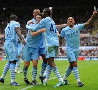 Manchester City, pas urias catre titlul din Premier League