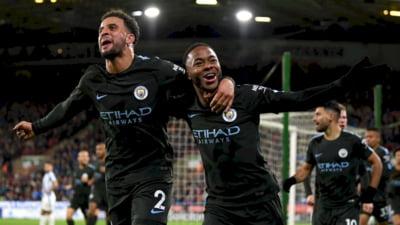 Manchester City, singura echipa din istoria Premier League cu un asemenea start de sezon