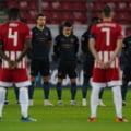 "Manchester City, victorie, scor 1-0, cu Olympiakos Pireu. Borussia Monchengladbach, ""instructie"" cu Sahtior, scor 4-0"