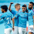 Manchester City, victorie cu Burnley, scor 5-0, in Premier League
