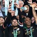 Manchester City a castigat Cupa Ligii Angliei