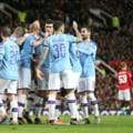 Manchester City a castigat clar derbiul cu United