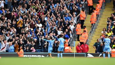 """Manchester City a demolat-o pe Arsenal în Premier League. """"Tunarii"""" sunt pe ultimul loc în Anglia"""