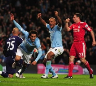 Manchester City a demolat-o pe Liverpool (Video)