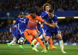 Manchester City a invins campioana Chelsea chiar pe Stamford Bridge